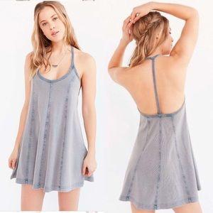 NWT BDG Jamie T-Back Swing Mini Dress